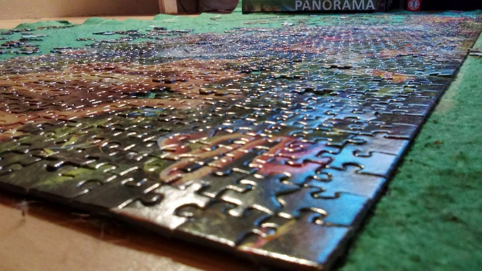Puzzle 3000 Pieces Panorama Puzzletime Délires Day Canicule ☀ Occupation Happiness France Sud Sun ☀