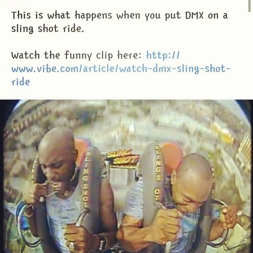 ????????This is too funny Dmx