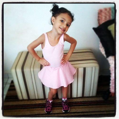 Papai vou pro ballet! Muitofofa