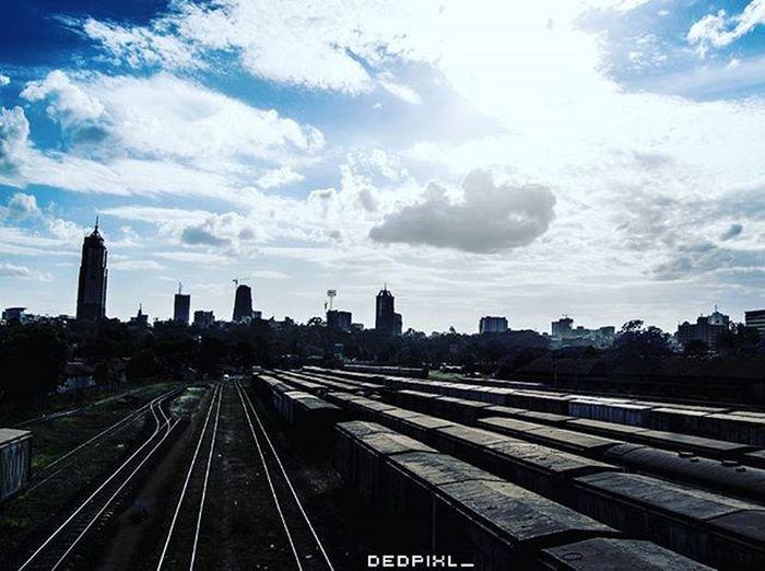 Nairobi outline