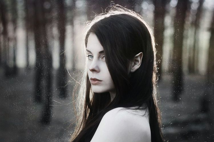 Elf Spring Model Russia Girl Beutiful  Eye4photography  Portrait Friend Fantastic