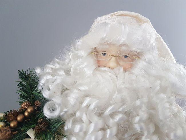 HoHoHo! ... Merry Christmas Joyeux Noël Christmas Decoration Saint Nicholas Kris Kringle Legendary Figure Santa Claus Père Noël Santa Human Representation Statue