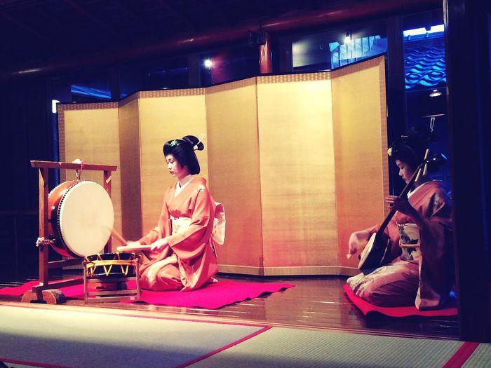 Ultimate Japan Maiko Kanazawa Kaikaro Higashichaya Shamisen