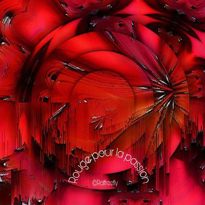 Rouge pour la passion by ©Raffreefly Raffreefly Art Artedigitale Artemoderna ARTECONTEMPORANEA Happiness♥ EyeEm Gallery Red Color EyeEmdigital eyeemphoto Red