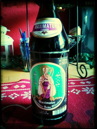 Beer Bier Augustiner Maximator