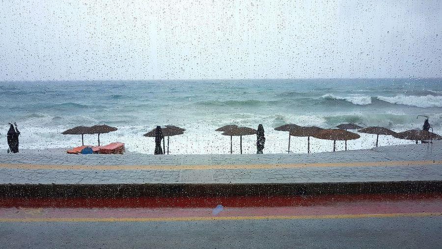 Agios Ioannis Storm GREECE ♥♥ Beach Samsung Galaxy S7