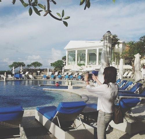Back View Bali