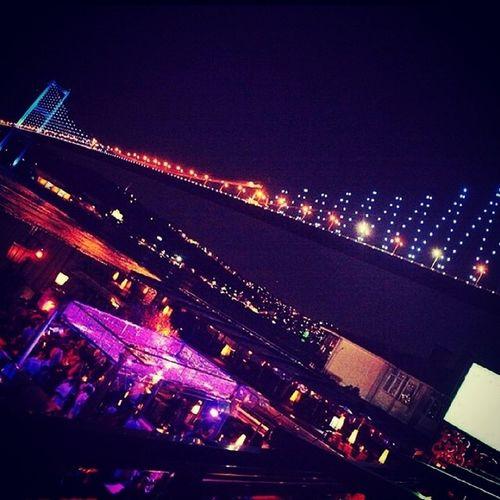 Instalook Instalike Instamood Instamessage like fallow Bosphorus Istanbul night clup reina