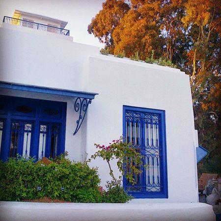 Tunisie Tunis Sidi_bousaid