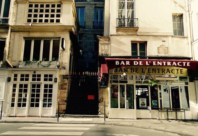 Architecture Building Exterior Cafe City City Life Old Style Paris Parisian Life Restaurant