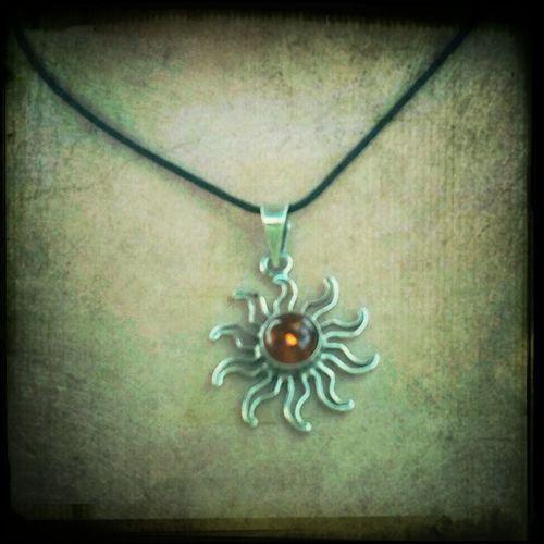 Necklace Tribalsun Topaz Jewelry