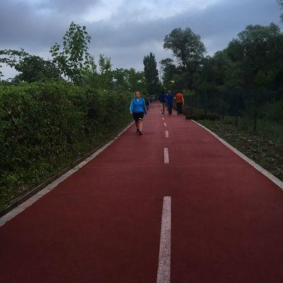 Sport Walking Walking Around Bahcesehir Yürüyüş Relaxing