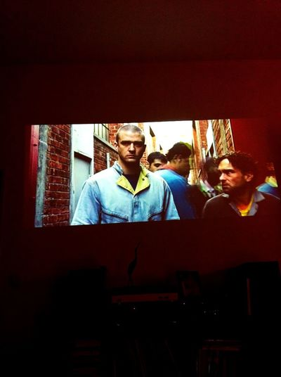 In Time at Home Cinema @ Ailines In Time