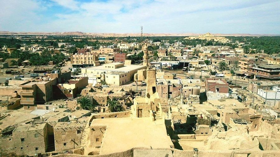 Check This Out Sandcity Sand City  Siwa Oasis Travel Destinations Travel Photography Voew From Above View From The Top Shalli Siwa Taking Photos Cityscape City View  Natural Cool City Chilling Good Vibes Desert City Beauty Beauty In Nature Eyeem Cityscape EyeEm City Lover City Landscape