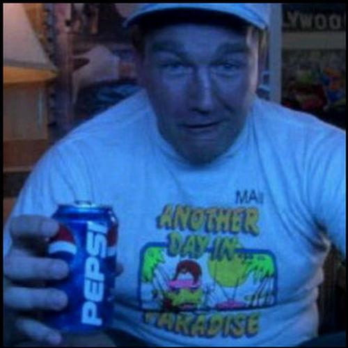 Pepsi Man The Memories ?????