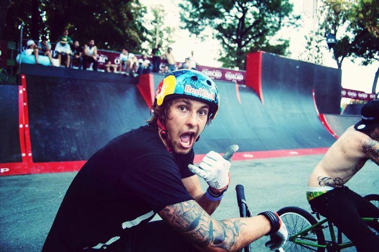 Michael Beran at Pannonian Challenge XIII Sport BMX Contest Bmx  Pannonian Challenge