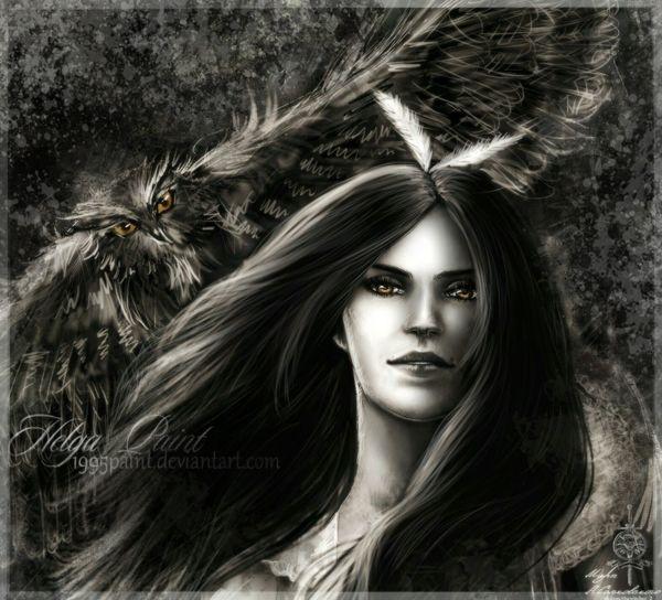 Beauty Women Fantasy Art Sapkowski Thewitcher Eilhart Philippa 2017
