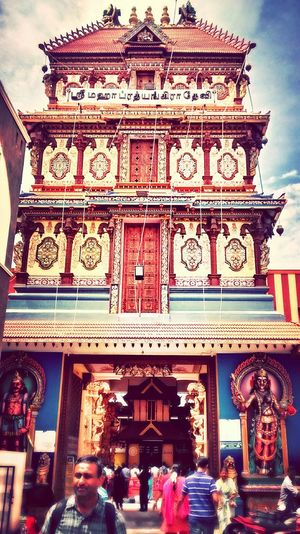 Hanging Out Check This Out Hello World Enjoying Life Taking Photos Streetphotography India Temple Culture Religion