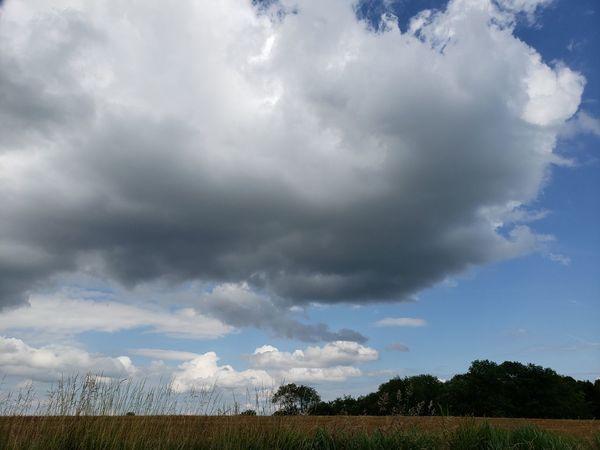 Thunderstorm Storm Cloud Storm Field Dramatic Sky Sky Cloud - Sky Extreme Weather