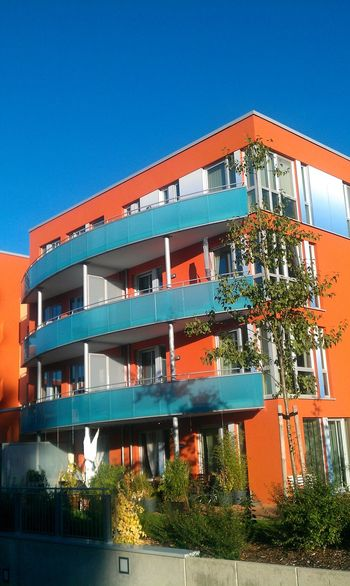 Orange County (lokstedt 360) Autumn Colours Architecture