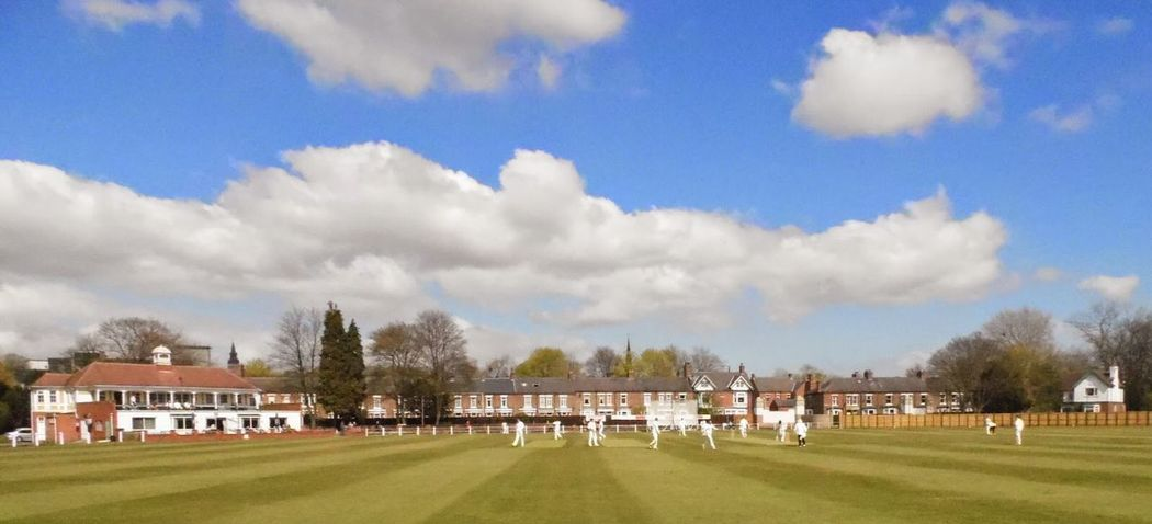 The home of Club Cricket Cricket Field