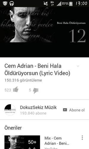 Favorite Music 😉