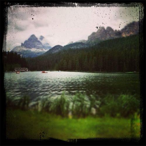 Lago Di Misurina First Eyeem Photo