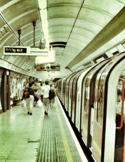 Last Tube Home