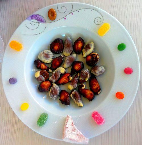 Gunaydınlaaar çikolata şeker Jole şekerleme Kahveli Meyveli Güllü Lokum Turkish Delight Chocolate
