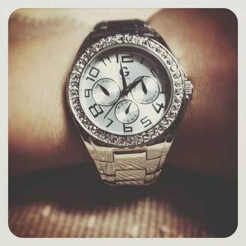 G By Guess Watch Armcandy Diamonds