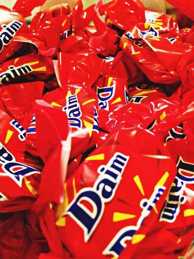 Chocolate Daim Food Sogood