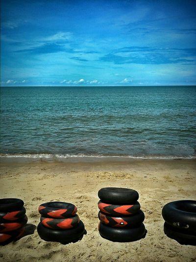 Beach Sky Sand
