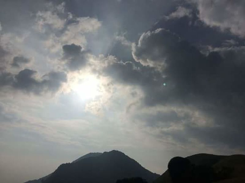 Cloud - Sky Scenics Sky Outdoors Beauty In Nature Day No People