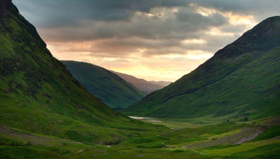 Melancholic Landscapes England & Scotland Glencoe Scotland Sightseeing Traveling Holiday Nature Walking EyeEm Nature Lover