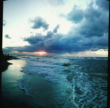 Sea And Sky Poland Beauti!