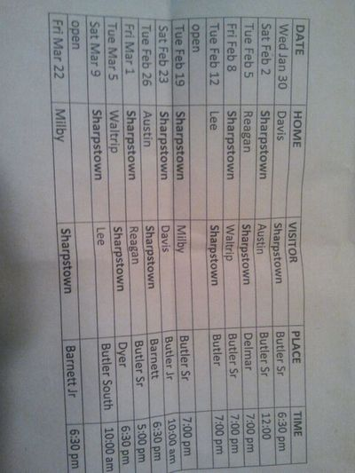 Sharpstown Varsitg Soccer Schedule Come Support us if u CAN !:)