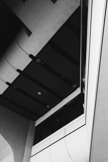 Spaceship architecture in the ICC. More coming. Architecture Built Structure No People Indoors  SpaceShip Perspective ICC Hallway Retro Berlin Architecture_collection Urban Geometry Minimalism Minimalist Photography  Abandoned Berlin Abandoned Places Light And Shadow Abandon_seekers Architectural Column Futuristic Modern Urbanexploration Black And White Collection  Blackandwhite Urbanphotography The Architect - 2018 EyeEm Awards