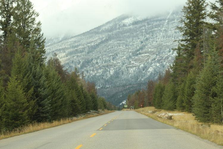 road trip in