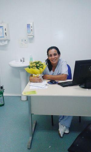 Parabéns Marcela a única pessoa q foi lembrada n upa n dia da Mulher.