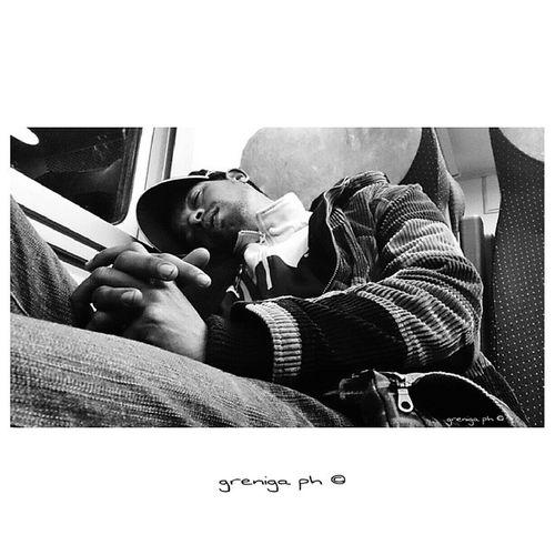 """The dream"" M L2 Napoli Biancoenero Bw Bn Bnw Bw_universe Bw_world Fiaf_instagram Monochrome Artphotogram Instamood Instagood TheMinimals Thedream Sonno Dormire Sleep Instanpoli Igersnapoli Bnw_life Onthetrain"