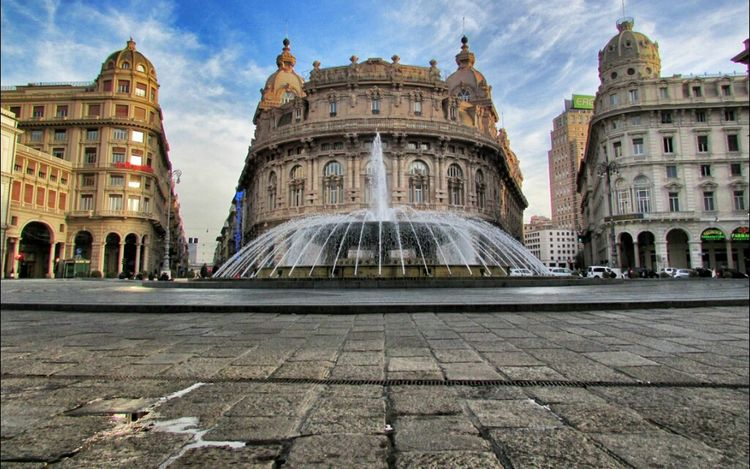 Architecture Streetphotography Street Photography Fountain Buildings Urban Landscape Eye4photography