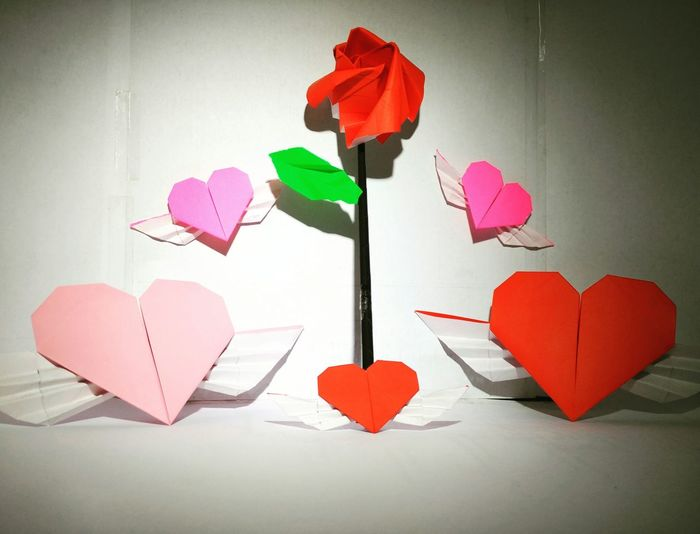 Paper View PaperHeart Paperflower Origami Origamiart Origamiporn Showcase: December