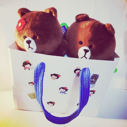 Gift Toy Bear Cute :)