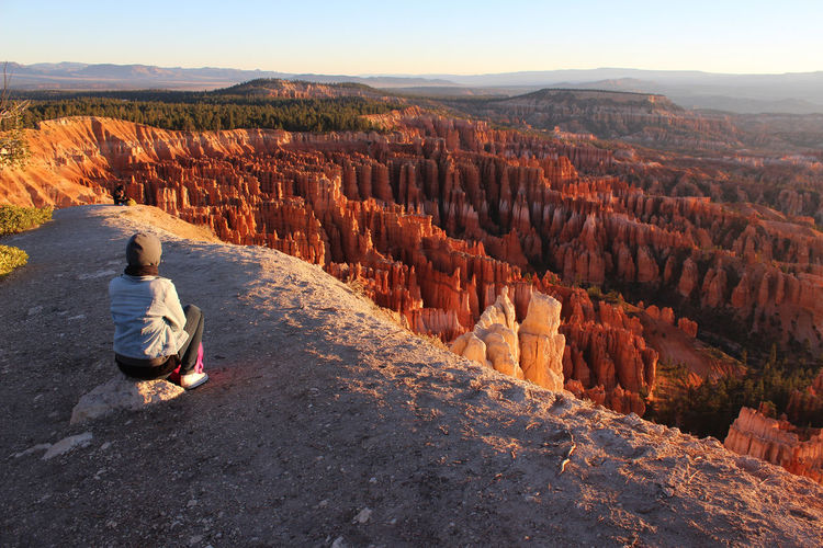 Bryce Canyon Travel Canyon Sunset Rock - Object Red Rock Landing Rock Photography Nature