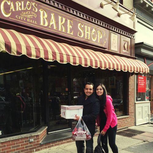 Everyday Joy Carlos Bakery  Cake Boss! #culinary