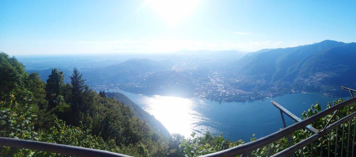 Mountain Alps Italy Italia Como Beautiful Nature Sky Day Nicepic