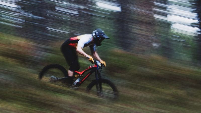 Eyemmarket EyeEm Best Shots Enduro Enduromtb Bicycle Activity Sport Motion Competitive Sport Speed Blurred Motion Mountainbiking Mountainbike MTB Cycling