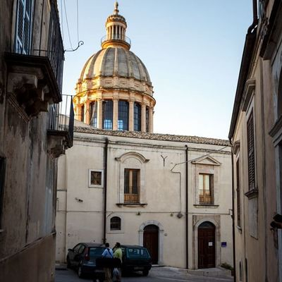 Ragusa is full of unexpected delights Ventoura Ragusa Sicily Italy travel streets