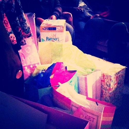 My Sister Baby Shower