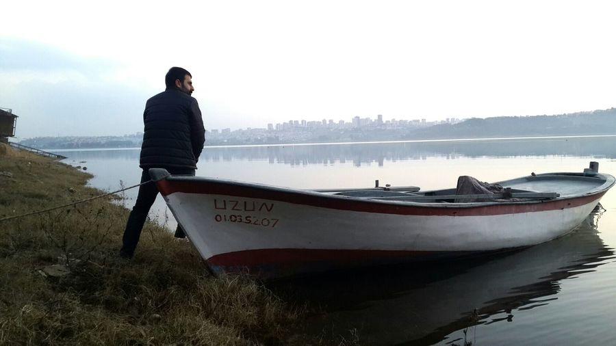 Adana Seyhan Baraj Gölü